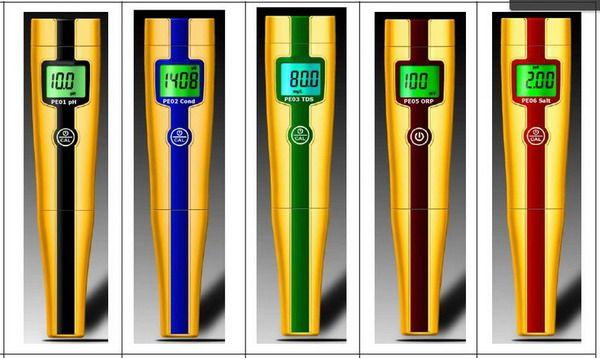 PH Meter Tipe Pen PE07