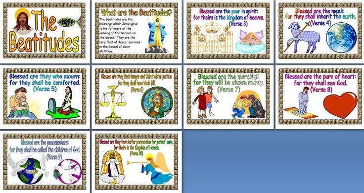 Beatitudes Promises Made By Jesus That Form A Blueprint