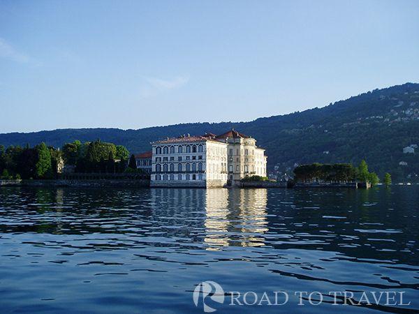 Isola Bella - Borromean Islands - Lake Maggiore - Italy