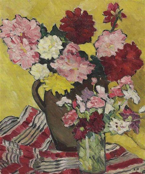 Louis Valtat, Vase de fleurs