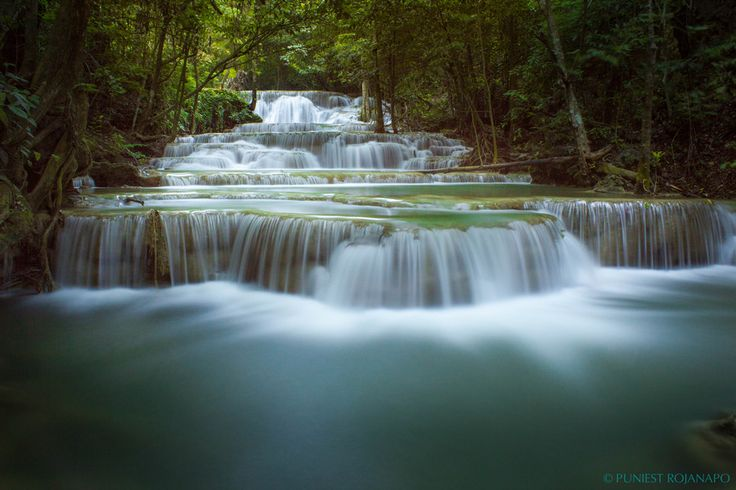Cascade by Puniest Rojanapo on 500px