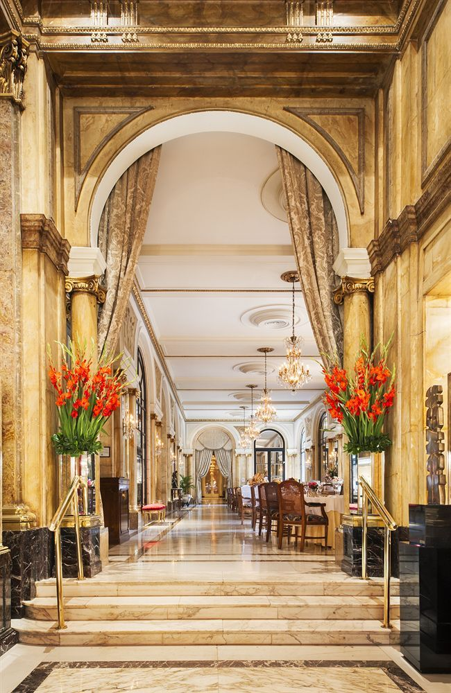 Alvear Palace Hotel en Buenos Aires, Argentina - Spent my 2013 Birthday here, felt like a princess!