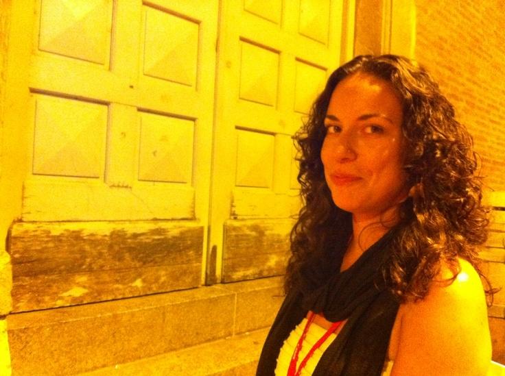 Meredith Kamuda, Senior US News Editor of Corbis