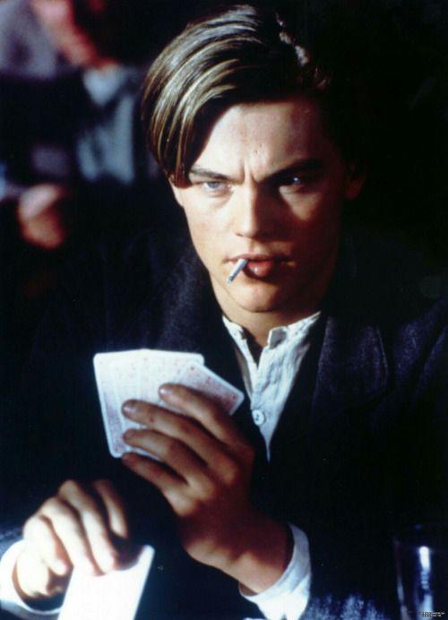 margotdicaprobbie:  Still of Leonardo DiCaprio in Titanic (1997)