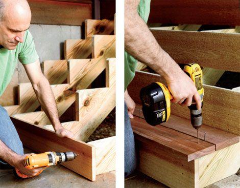 stair building step 3  - PopularMechanics.com