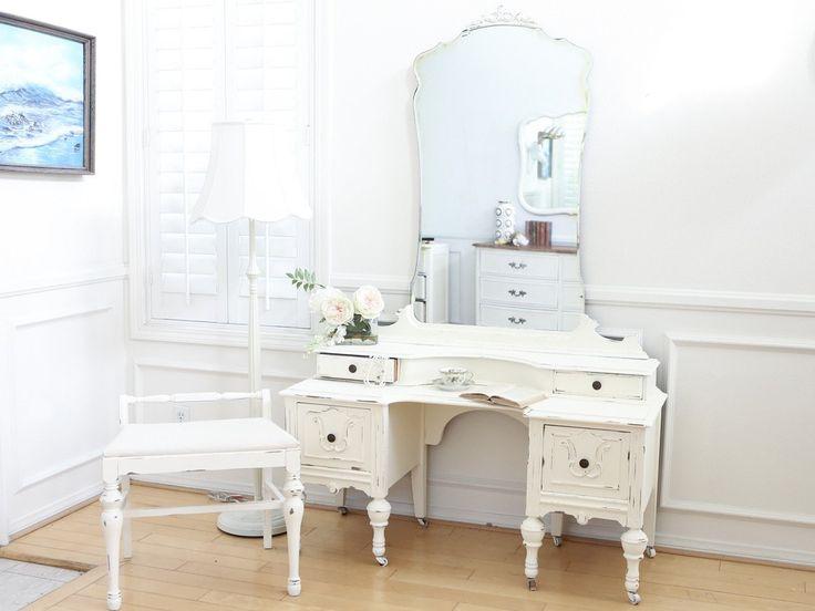 Diy Makeup Vanity, Mirror Vanity And Makeup Studio