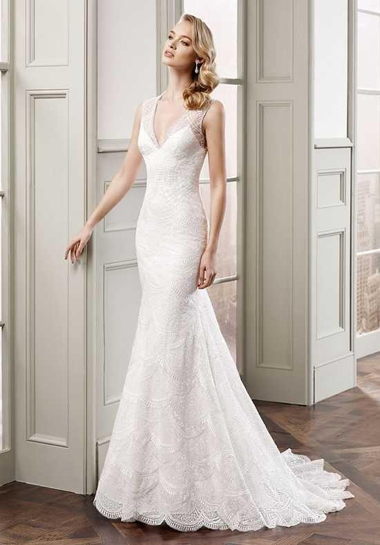 Eddy K Md 175 Sheath Wedding Dress