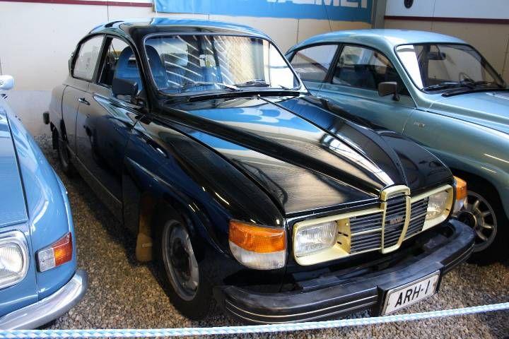 Saab 96, Uudenkaupungin automuseo