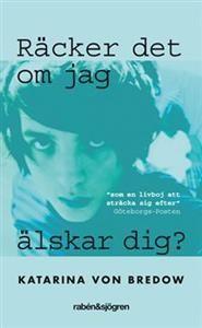 http://www.adlibris.com/se/product.aspx?isbn=9129668018 | Titel: Räcker det om jag älskar dig? - Författare: Katarina von Bredow - ISBN: 9129668018 - Pris: 44 kr