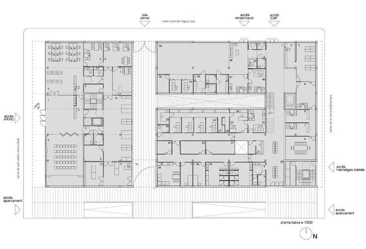 Edificio multifuncional Reus - Oliveras Boix Arquitectos