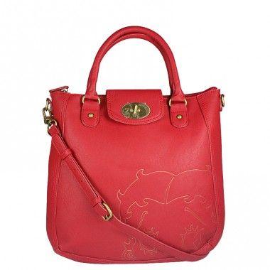Bolsa Betty Boop BP0109 Vermelha - Bolsas Femininas