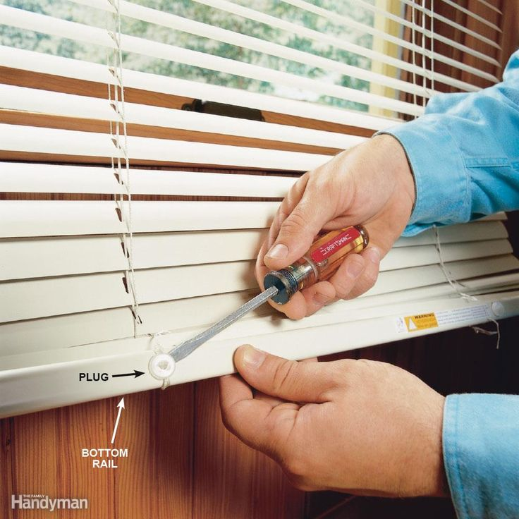 Mini blinds provide privacy, block the sun and usually work perfectly for years. Here are our best tips and fixes for mini blinds that could use a little TLC.