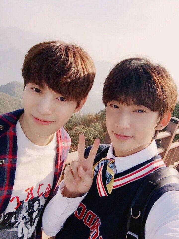 Hongbin VIXX & Gongchan B1A4