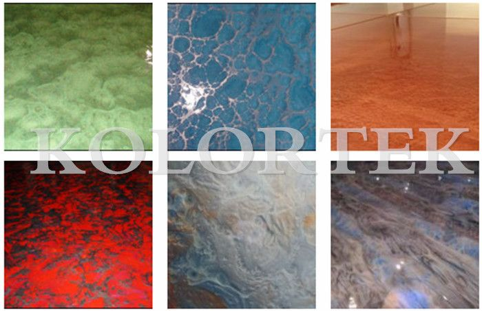 Epoxy Flooring With Color Flakes Mica Epoxy Color Flakes