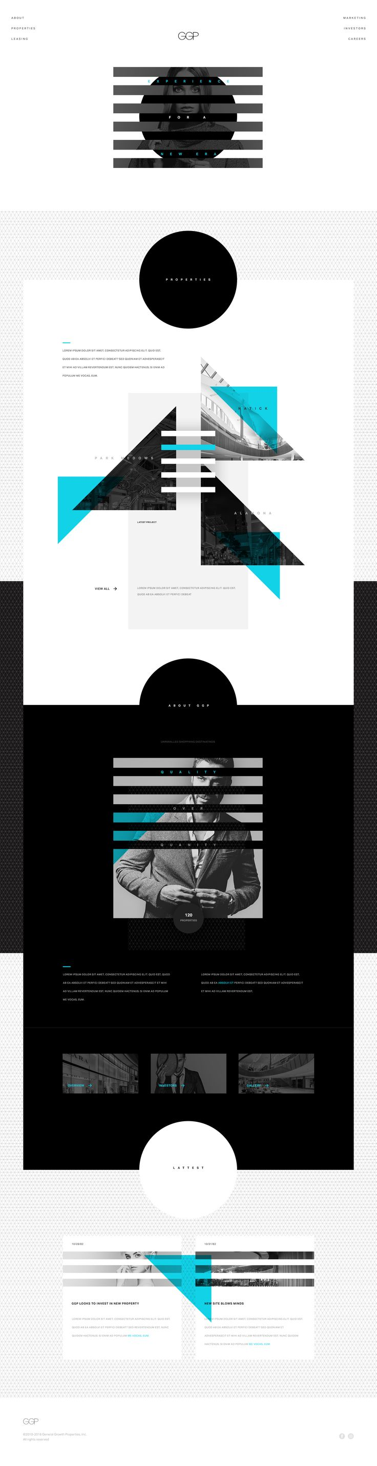 U design concept unused for fashion store, by Elegant Seagulls.