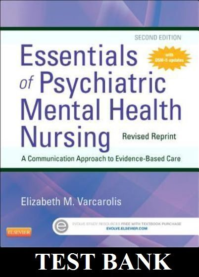 Essentials Of Psychiatric Mental Health Nursing 2nd Edition