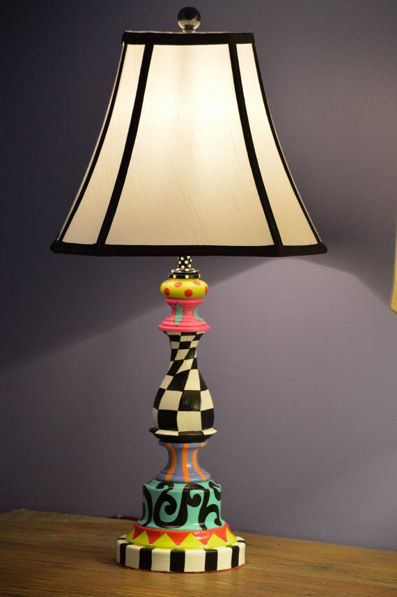 1000 ideas about painted lamp shades on pinterest paint for Painting light shades