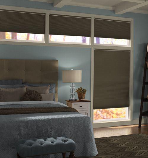 Comfortex 174 Honeycomb Cellular Shades Blackout Sleep