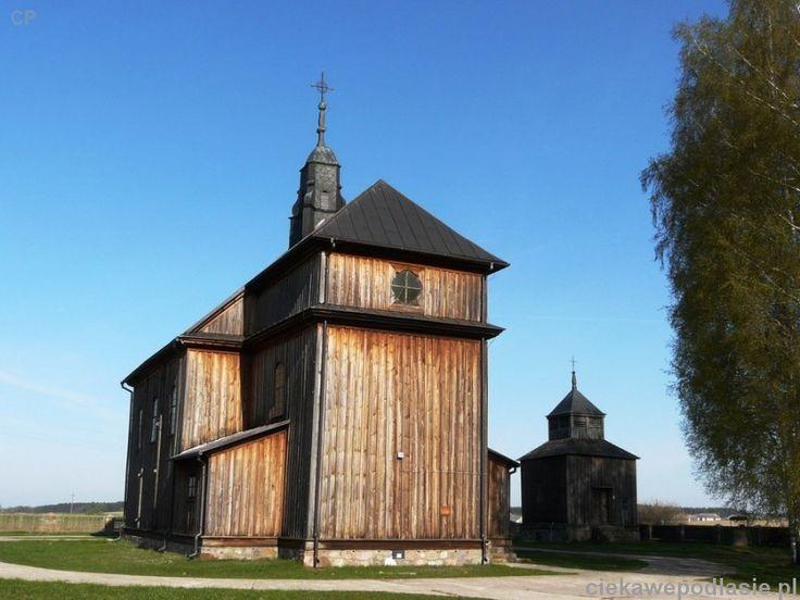 Zabytkowy kościół fil. p.w. Narodzenia NMP