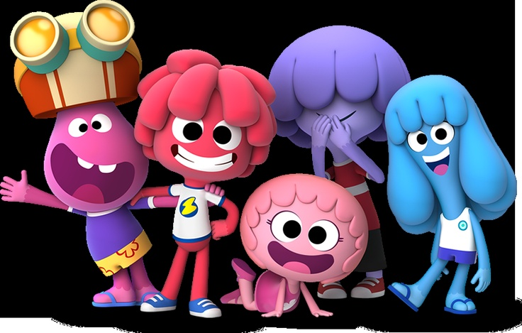 Jelly Jamm - New animated series celebrating music, fun and friendship. www.jellyjamm.com