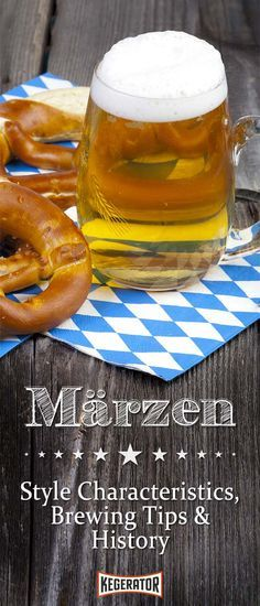 Marzen (Oktoberfest) Beer - Style Characteristics, Brewing Tips & History