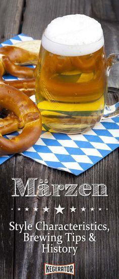 Marzen (Oktoberfest) Beer - Style Characteristics, Brewing Tips & History