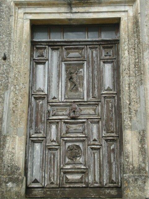La porte au satyre