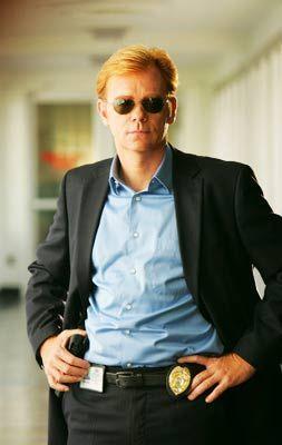 Horatio (David Caruso) and those sunglasses - CSI: Miami