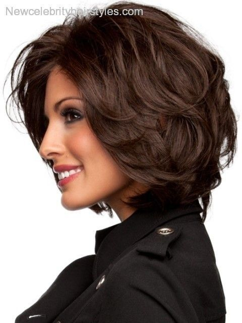 nice medium length hairstyles for women over 50 - Google Search...