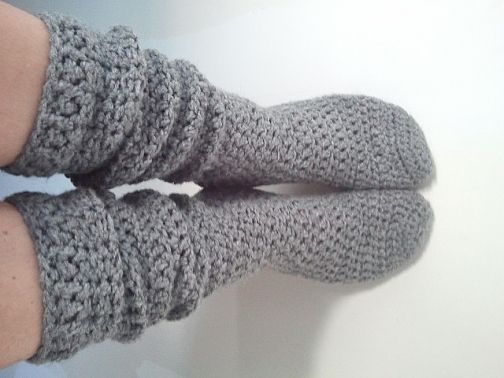 17 Best images about Crochet-Socks on Pinterest Cable ...