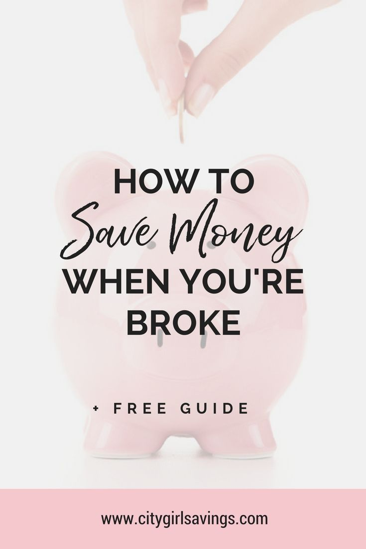 how to feel good about saving money