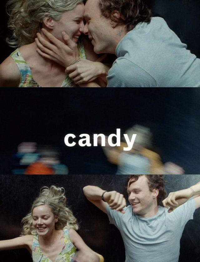 Candy Heath Ledger 2006 Candy Film Heath Ledger Movies Heath Ledger