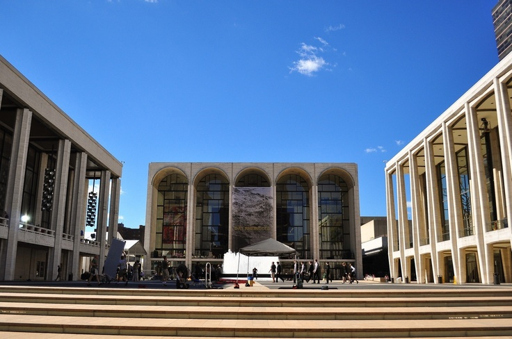 30 Best Lincoln Center For The Performing Arts Images On