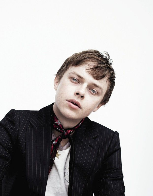 Dane DeHaan by Willy Vanderperre for Another Man S/S 2015 | The Fashionography
