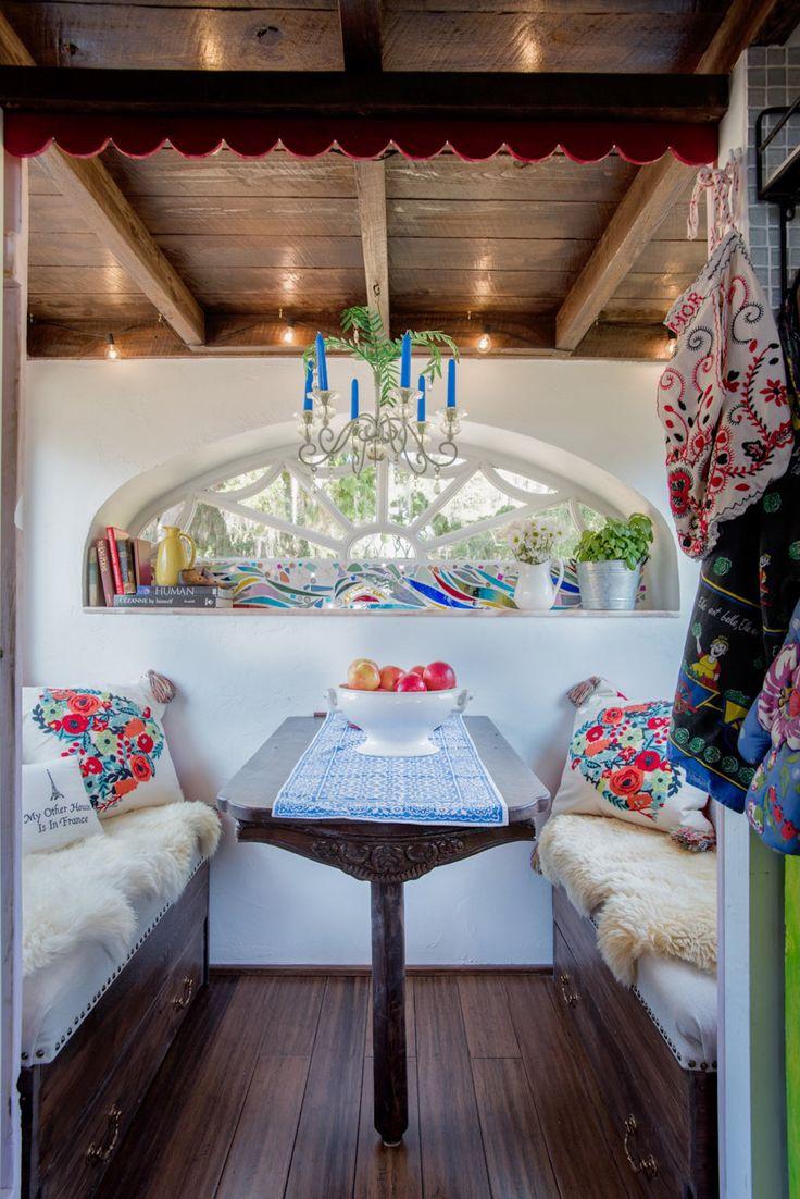 gypsy mermaid tiny house - Buro Zu Hause Mit Seestuckunglaubliche Bild
