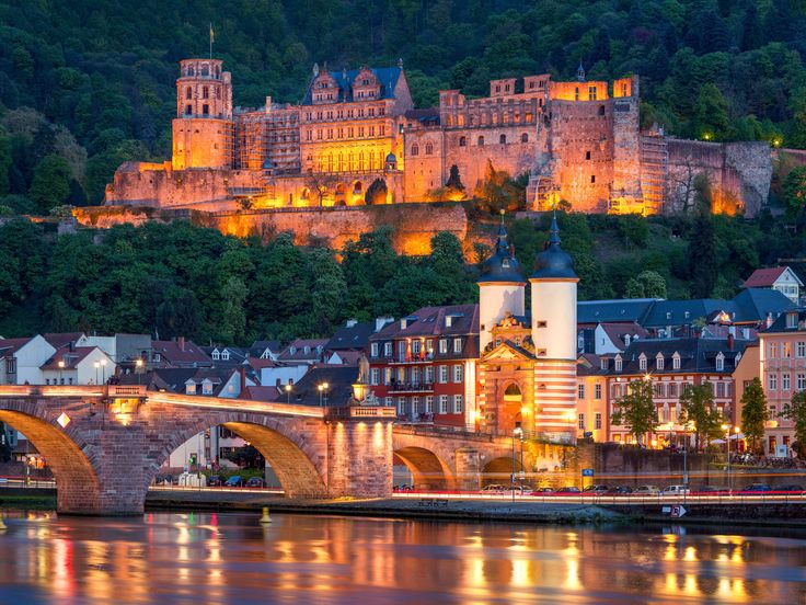 Romantic weekend in Heidelberg