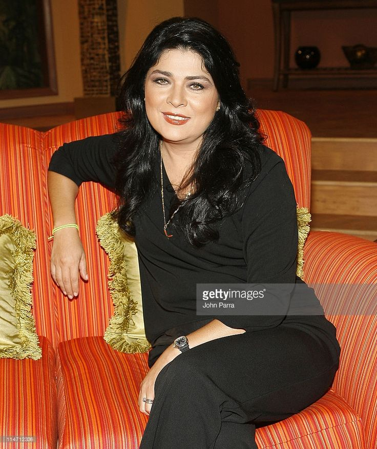 Victoria Ruffo during Escandalo TV Celebrates a 5th Anniversary at Telefutura Studios in Miami, Florida, United States.