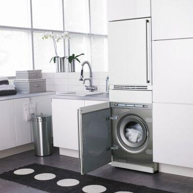 les 25 meilleures id es de la cat gorie placard de lave. Black Bedroom Furniture Sets. Home Design Ideas