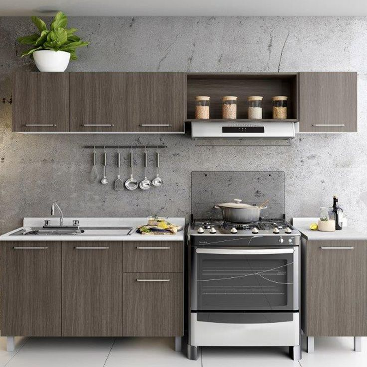 68 best Cocinas images on Pinterest | Modern kitchens, Future house ...