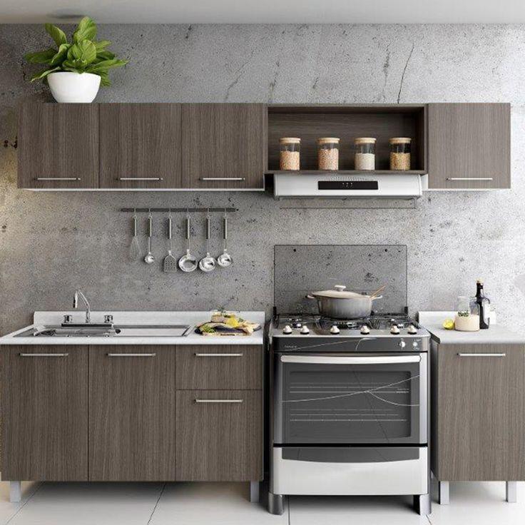 M s de 25 ideas incre bles sobre cocinas grises en for Mostrar cocinas modernas