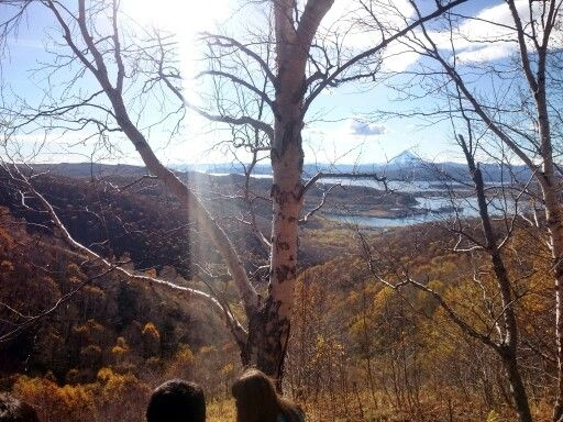 Камчаткий пейзаж