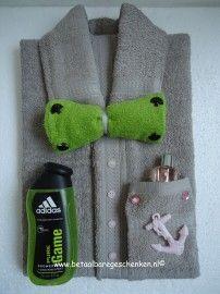 Een leuk en origineel cadeau voor een man met bruikbare artikelen. Kijk op www.betaalbaregeschenken.nl