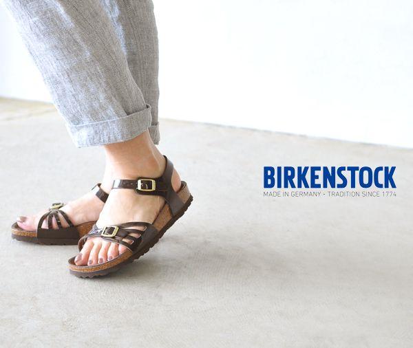 【楽天市場】BIRKENSTOCK ビルケンシュトック BALI/バリ 2014 SPECIAL EDITION パテント アンクルストラップサンダル・085463・085473(全2色)【2014春夏】:Crouka(クローカ)