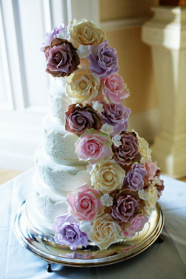 Sugar Ruffles Elegant Wedding Cakes 2012 Highlights