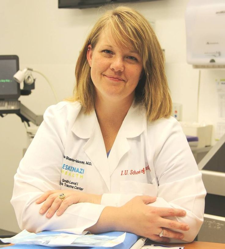 Meet Katie Stanton-Maxey, M.D., FACS, another member of the team in the Smith Level I Shock Trauma Center at Eskenazi Health on this #TraumaTuesday!  http://on.fb.me/1BK0igl