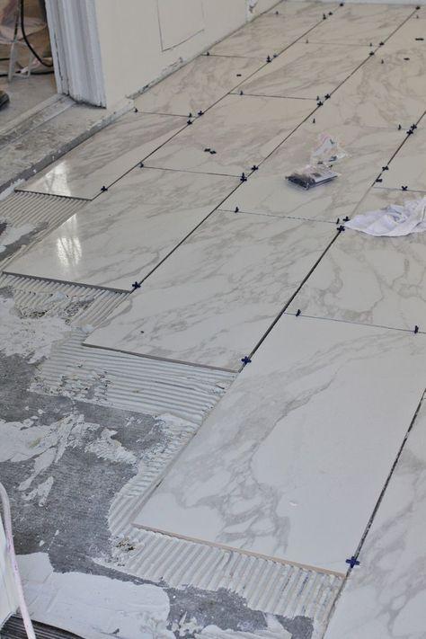 Beginner's Guide to Laying Tile (via Bloglovin.com )