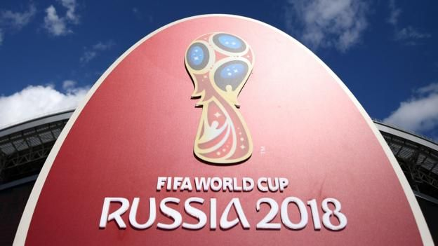 Russian World Cup doping claims 'made-up news'