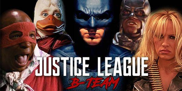 Justice League: Batman recluta eroi di serie B in un divertente trailer mashup targato Funny or Die - BadTaste.it      Un nuovo video firmato da Funny or Die parodizza il trailer di Justice League con supereroi di serie B https://www.badtaste.it/video/justice-league-batman-recluta-eroi-serie-b-divertente-trailer-mashup-targato-funny-or-die/280052/?utm_campaign=crowdfire&utm_content=crowdfire&utm_medium=social&utm_source=pinterest