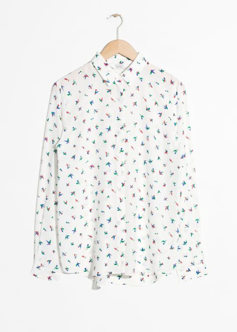 24fa14bafad406 Blouses & shirts - & Other Stories   Office chic   Shirt blouses ...
