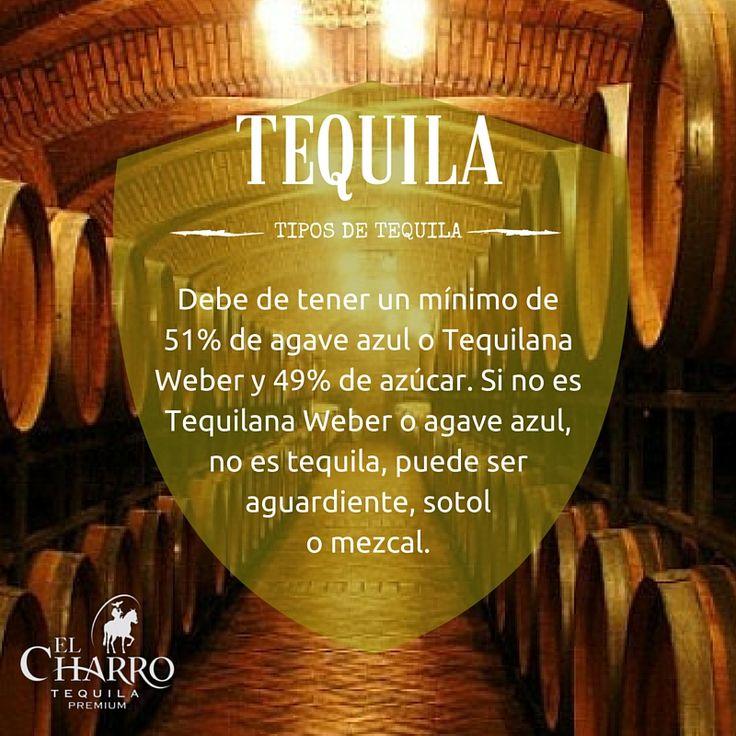 Conoce todos los tipos de tequila!!! #Tequila